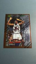 MARCUS CAMBY 1996-1997 TOPPS FINEST BASKETBALL CARD # 82 B2180