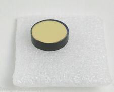 334nm UV bandpass filter 10nm FWHM 25% max transmission at 334nm. 25mm dimater.