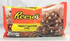 Reese's Peanut Butter Chips 10 oz Reeses