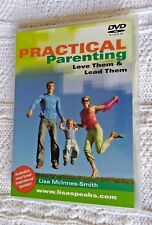 PRACTICAL PARENTING: LOVE THEM, LEAD THEM – DVD, 2-DISC SET, FREE POSTAGE