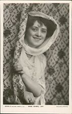 ISABEL JAY Edwardian Stage Actress Real Photo Postcards Lot RM.509