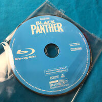 Black Panther (Blu-ray Disc, 2018) AS Shown in The Pictures ✔Ships Same Day!!