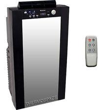 14K BTU Portable Air Conditioner w/ Heat - AC + Heater Dehumidifier & Window Kit