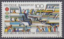 Germany Bund BRD 1991 ** mi.1554 Traffic Safety   traffic Saftey