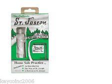 "St Joseph St. Joseph Home Sale Statue 4 ""  mfg 018"