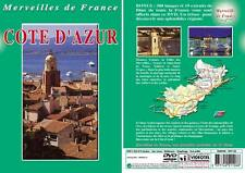 DVD Côte d'Azur  - Tourisme Voyage Région - Merveilles de France