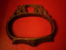 Etrier de collection en Bronze , Rajasthan ,  Inde  , N° 12 / 15