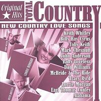 New: Various Artists: Original Hits: New Country Love Songs  Audio CD