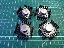 4 x LAS15U Regolatore di tensione variabile positiva con dissipatore di calore, 1.5A