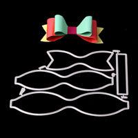 Bow Tie DIY Scrapbooking Metal Cutting Dies Embossing Craft DIY Paper Card Dies
