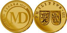 ESPAÑA 20 oro 2015 JOYAS NUMISMATICAS Felipe III Madrid