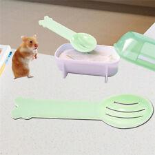 Pet Hamster Gerbil Rat Bathroom Bath Sand Shovel Hamster Toy Toilet Random Color