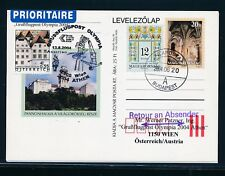 97809) AUA Olympiade So-LP Wien - Athen 13.8.2004, GA ab Ungarn