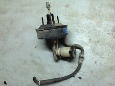 84-87 1985 85 Honda Crx Civic master brake cylinder & booster 1.5L HF FREE SHIP!