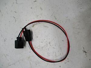 MORGAN OLSON 47004506 WASHER PUMP HARNESS