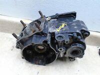 Yamaha 125 YZ YZ125 Used Engine Case Cases Set 1979 SM609 JD