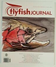 Fly Fish Journal Alaska Montana South Africa Vol 7 Issue 2 2016 FREE SHIPPING JB