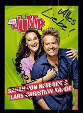 Sarah von Neuburg und Lars Christian Karde Original Signiert # BC 76759