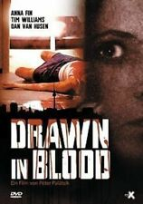 Drawn in Blood (Thriller-Mystery) - Anna Fin, Tim Williams, Dan Van Husen NEW