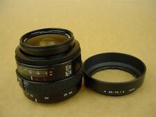 Minolta Maxxum 35-70 mm F/4.0 (22) AF Lens For Minolta/Maxxum/Sony
