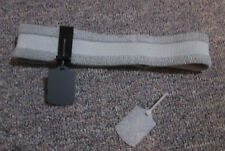 Grey Headband w/ 30mm Frost Eyeshield ISSF
