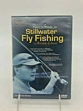 Stillwater Fly Fishing with Brian Chan Dvd 2003
