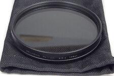 Heliopan polarisant 105 mm Linier + étui souple