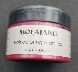 Unisex DIY Hair Color Wax Mud Dye Cream Temporary Modeling Colors Mofajang