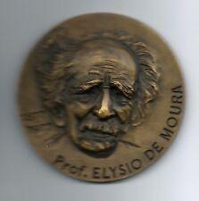 Medicine/ Dr.Elysio de Moura/ Physician-Psychiatrist Professor/ BRONZE MEDAL M40