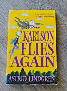 Karlson Flies Again - Astrid Lindgren - Paperback