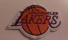 NBA Patch Aufnäher Los Angeles Lakers ca. 9 x 6 cm