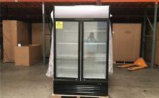 NSF ETL two glass door refrigerator GN2 Beer Flower CoolerRESTAURANT EQUIPMENT
