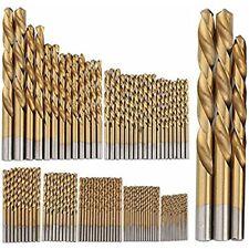 99pcs Stainless Metal Cobalt HSS-Co Steel Drill Bit Set 1.5mm-10mm Titanium