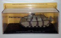 Carro Armato Altaya 1/72 Leclerc T5 UAE Army Abu Dhabi Diecast