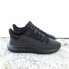 Adidas Tubular Shadow Mens Size 9.5 Triple Black (BY4392)