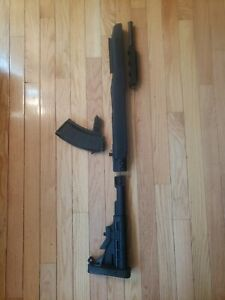 Tapco SKS Polymer Stock and one Tapco mag, Used good conditio . FREE SHIPPING .