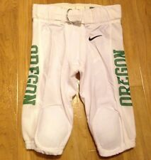 Nike University Oregon Ducks Football Game Pants Boys M Mach Speed Jersey $100