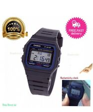 brand new Casio F-91W Classic Digital Watch Retro Black