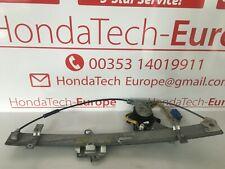 Honda Stream RN1 Delantero VENTANA REGULADOR controladores secundarios-Ref 222 676