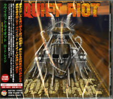 QUIET RIOT-ROAD RAGE-JAPAN CD BONUS TRACK F83