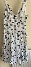 Monsoon - Ladies - Dress - Size 8 - Spotted