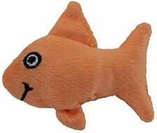 MARSHALL PET FERRET PLUSH FISH SQUEAKY TOY 1 PACK SMALL ANIMAL OR CAT. FREE SHIP
