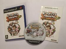 Playstation 2 PS2 Harvest Moon A Wonderful Life Special Edition komplett PAL