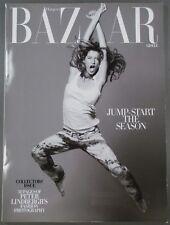 Harper's Bazaar Fashion Magazine April 2009 Gisele Bundchen Collector's Issue