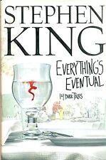 EVERYTHING'S EVENTUAL 14 Dark Tales by Stephen King (2002) Scribner HC 1st ed.