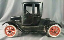 Antique Vintage Buddy L Flivver Original Coupe Collectible