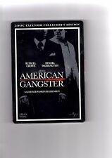 American Gangster - 2 Disc Extended Collector`s Ed. (Steelbook) DVD #15505