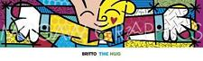 "BRITTO ROMERO -THE HUG (2015 COLLECTION NW VERSION)ART PRINT POSTR 18""X60""(4183)"