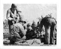 (164) Vintage USMC Photo Tarawa Operation Offical Photo #5-9