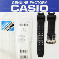 CASIO 10297191 GENUINE FACTORY BLACK RUBBER BAND FOR G-9200 GW-9200 GW-9200J